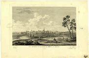 1 vue  - Vue générale de la ville de Bourg en Bresse / Lallemand ; Née. (ouvre la visionneuse)