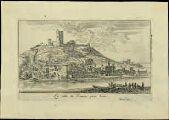 1 vue  - La ville de Trevou pres Lion / Silvestre. (ouvre la visionneuse)