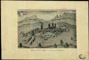 1 vue  - La petite ville de Bellai esvesche en Bresse. sur le Rosn / Claude Chatillon. (ouvre la visionneuse)