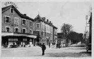 1 vue  - Hôtel Terminus et avenue de la Gare (ouvre la visionneuse)