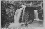 1 vue  - Vareille - cascade des Balmeaux (ouvre la visionneuse)