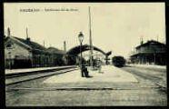 1 vue  - Intérieur de la gare (ouvre la visionneuse)