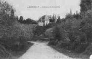1 vue  - Château de Lauzière (ouvre la visionneuse)