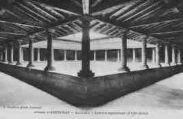 1 vue  - Abbaye d'Ambronay - Le cloître - galeries supérieures (ouvre la visionneuse)