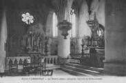 1 vue  - Eglise d'Ambronay - le Maître Autel (ouvre la visionneuse)