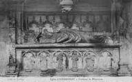 1 vue  - Eglise d'Ambronay - tombeau de Mauvoisin (ouvre la visionneuse)