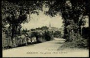 1 vue  - Vue générale-Route de la Gare (ouvre la visionneuse)