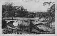 1 vue  - Environs de Belley - vieux pont de Bognens (ouvre la visionneuse)