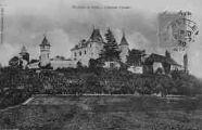 1 vue  - Environs de Belley - château d'Andert (ouvre la visionneuse)