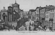 1 vue  - vue de l'Eglise et du village (ouvre la visionneuse)