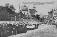 1 vue  - souvenir du cinquantenaire 02/08/1909 (ouvre la visionneuse)