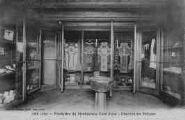 1 vue  - chambre des reliques du Curé d'Ars (ouvre la visionneuse)