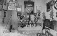 1 vue  - chambre natale et reliques du bienheureux Curé d'Ars (ouvre la visionneuse)