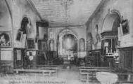 1 vue  - Tombeau du Curé d'Ars - intérieur de l'Eglise (ouvre la visionneuse)