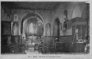 1 vue  - intérieur de l'ancienne Eglise (ouvre la visionneuse)