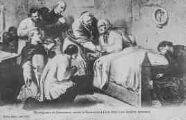 1 vue  - Monseigneur de Langalerie assiste bienheureux curé d'ars à (ouvre la visionneuse)
