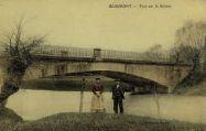 1 vue  - pont sur le Solman (ouvre la visionneuse)