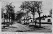 1 vue  - camp de la Valbonne - cantine permanente (ouvre la visionneuse)