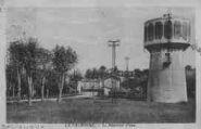 1 vue  - la Valbonne - le réservoir d'eau (ouvre la visionneuse)