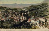 1 vue  - vue générale de Bellegarde et de Coupy (ouvre la visionneuse)