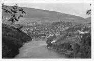 1 vue  - vallée du Rhône le lac et vue générale (ouvre la visionneuse)