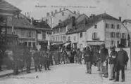 1 vue  - douane française et ancienne place du Marché (ouvre la visionneuse)