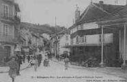 1 vue  - rue principale de Coupy et route de Genève (ouvre la visionneuse)