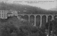 1 vue  - nouveau pont sur la Valserine pour le tramàay (ouvre la visionneuse)