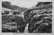 1 vue  - la perte du Rhône en hiver (ouvre la visionneuse)