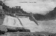 1 vue  - chutes du Rhône (ouvre la visionneuse)