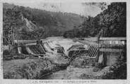1 vue  - les barrages de la perte du Rhône (ouvre la visionneuse)