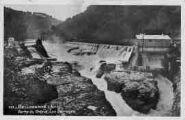 1 vue  - perte du Rhône les barrages (ouvre la visionneuse)