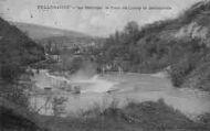 1 vue  - le barrage, le pont de Lucey et Bellegarde (ouvre la visionneuse)