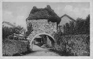 1 vue  - la Vieille Porte (ouvre la visionneuse)