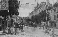 1 vue  - rue des Capucins - la Poste (ouvre la visionneuse)