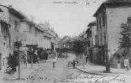 1 vue  - la Grand'Rue (ouvre la visionneuse)