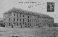 1 vue  - caserne du 133e d'Infanterie (ouvre la visionneuse)