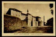 1 vue  - Grand Séminaire - L'entrée, rue Sainte-Marie (ouvre la visionneuse)