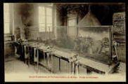 1 vue  - Ecole supérieure et professionnelle de Belley - Forge et ajustage (ouvre la visionneuse)