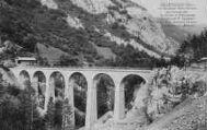 1 vue  - le nouveau pont reliant les communes de Giron et Belleydoux (ouvre la visionneuse)