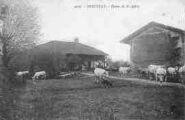 1 vue  - Ferme de St-Aubin (ouvre la visionneuse)