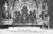 1 vue  - retable de l'église de Bey (ouvre la visionneuse)