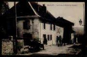 1 vue  - La poste et route de Seyssel (ouvre la visionneuse)