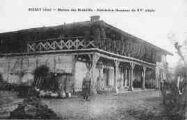 1 vue  - maison des Brabéllis - habitation bressane du XVe siècle (ouvre la visionneuse)