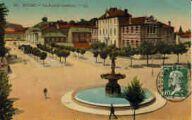 1 vue  - la place Carriat (ouvre la visionneuse)