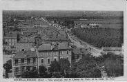 1 vue  - vue générale sur le champ de Foire et route du Jura (ouvre la visionneuse)