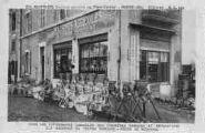1 vue  - Ch. Ruffier, Machines agricoles, 14 place Carriat - Bourg (Ain). Tous les instruments agricoles des premières marques et réparations des machines de toutes marques - Pièces de rechange (ouvre la visionneuse)