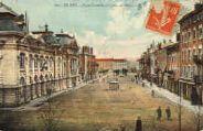 1 vue  - place Grenette et cours de Bresse (ouvre la visionneuse)