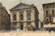 1 vue  - l'Hôtel-de-Ville (ouvre la visionneuse)