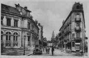 1 vue  - avenue Alsace-Lorraine et la Poste (ouvre la visionneuse)